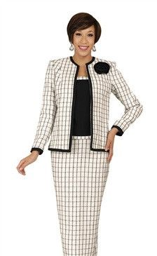 Ben Marc Executive 3pc Suit
