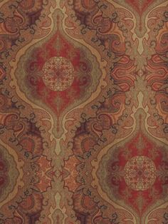 DecoratorsBest - Detail1 - RA Sotero - Pomegranate - Sotero - Pomegranate - Fabrics - DecoratorsBest