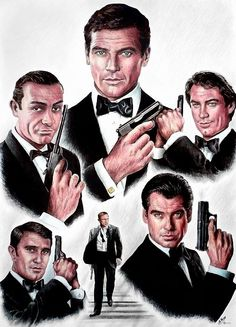 Licence To Kill  Digital by Andrew Read