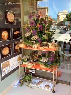 Concurs aparadors .Temps de Flors 2015 Banyoles.  f  MRodoreda