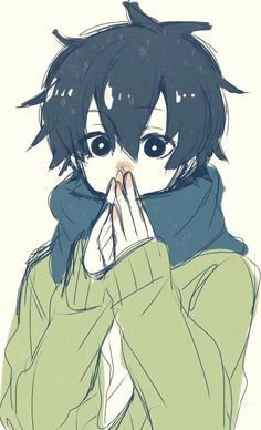 Kagerou Project - Haruka Kokonose (九ノ瀬 遥) cutie solo Cartoon Art Styles, Cute Art Styles, Cartoon Kunst, Anime Kunst, Cute Drawings, Drawing Sketches, Kawaii Drawings, Anime Boy Zeichnung, Character Art