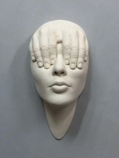 "Johnson Tsang - ""Lucid Dream - Windows"" - porcelain - 32 x 16 x 11cm…"