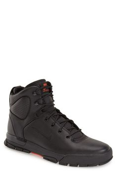 Nike 'Air Nevist 6 ACG' Water Resistant Boot (Men) available at #Nordstrom