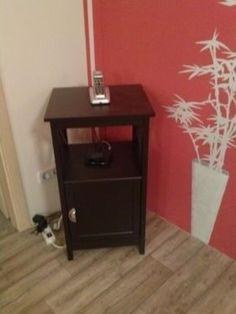Praktisch neuer black coffee Beistelltisch / Tisch / Telefontisch in Berlin - Wilmersdorf | eBay Kleinanzeigen