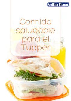 Recetario de comida saludable para tupper