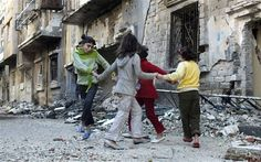 UNICEF Calls for Securing Syrian Children's Future | Caravan Daily