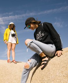 The Alp sandal is adventure made easy.