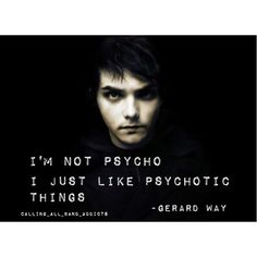 - Gerard Way . . . . . . #mcr#gerardway#mychemicalromance