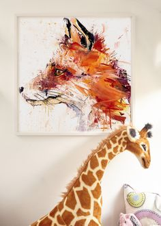 Enter to win a $300 credit to Rise Art to pick out wall decor your nursery!