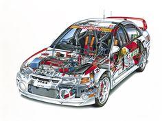 Mitsubishi Lancer Evolution IV Gr.A WRC '1997–98