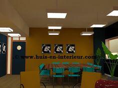 Winning Interior Design meeting space Seats2meet Utrecht