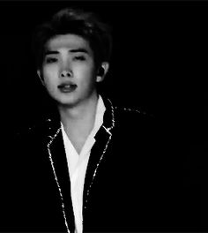 RM - Handsome since forever