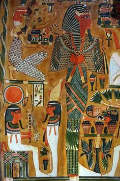 What Was Ancient Egyptian Hygiene Like? Egyptian Isis, Egyptian Symbols, Egyptian Art, Ancient Egypt Art, Ancient History, Cleveland Museum Of Art, Historical Art, Photos Du, Archaeology