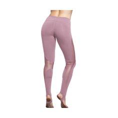 $10.52  Good Quality leggings women 2017 Summer-Autumn Fitness legging sportswear Mesh elastic Yoga Pants Workout Trousers jogging femme