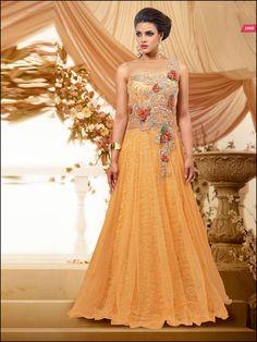 Designer Indian Wedding Gowns