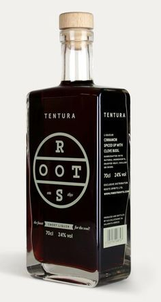 Roots Premium Spirits by Bob Studio