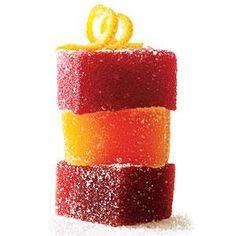 Intense Fruit Gelées | MyRecipes.com