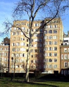 Poirot's apartment