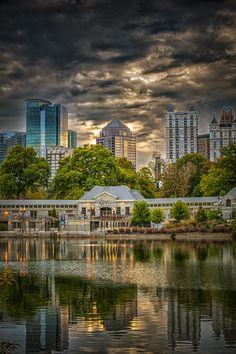 Piedmont Park by Kacie Jo Marta Nickles on 500px, Atlanta, Georgia