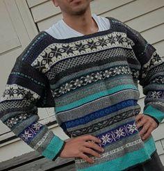 Fair Isle Knitting, Christmas Sweaters, Men Sweater, Fashion, Moda, Fashion Styles, Christmas Jumper Dress, Men's Knits, Fashion Illustrations