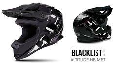 509 Altitude Helmet Blacklist Gloss