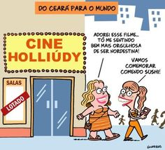 Charge do dia | 26/08/2013 | Guabiras #Charge #OPOVO #Ceara