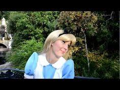 Alice & Mad Hatter in Disneyland / Some of the best I've seen!