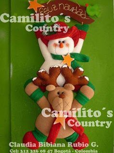 Felt Banner, Christmas Stockings, Christmas Ornaments, Christmas Stuff, Hand Puppets, New Pins, Ideas Para, Lily, Projects To Try