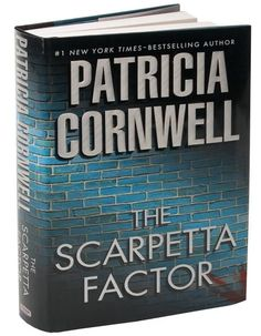 The Kay Scarpetta series is fantastic reading!