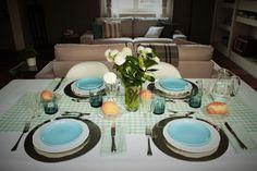 New Spring, New Table La primavera si fa attendere. Il desiderio di rinnovare la casa con colori pastello e fiori freschi diventa quasi un'esigenza.