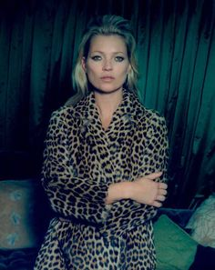 The original style icon...Miss Kate Moss.