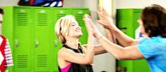 To Celebrate Olivia Holt Coming Back To 'Kickin' It', We've Got 10 Reasons Why Kim & Jack Are The Best Disney Couple | Kickin It, Leo Howard, Olivia Holt | Just Jared Jr.