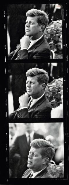jfk. Estate of Jacques Lowe