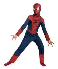 Look what I found on #zulily! Spider-Man Movie 2 Classic Dress-Up Set - Toddler & Boys #zulilyfinds