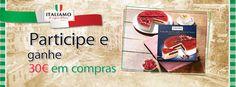 Amostras e Passatempos: Passatempo Italiamo by LIDL