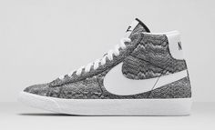 8b92269d78f BMF Style  Nike Blazer Mid Marble Mesh - Hardwood and Hollywood