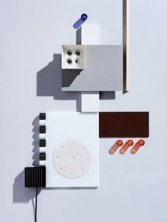 Carl Kleiner for FLOS | Featured on sharedesign.com.