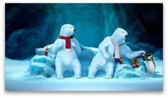 coke cola polar bear wallpaper   coca cola polar bears super bowl facebook   Wallpaper Lovers