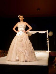 Elizabeth de Varga 'Couture' gown  www.devarga.com.au