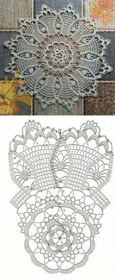 free doily patterns table runners ~ free doily patterns - free doily patterns in english - free doily patterns easy - free doily patterns crochet - free doily patterns table runners - free doily patterns size 10 Free Crochet Doily Patterns, Crochet Doily Diagram, Crochet Circles, Crochet Chart, Thread Crochet, Crochet Motif, Crochet Designs, Crochet Stitches, Crochet Round