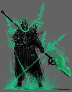 the alien robot knight concept art Fantasy Armor, Fantasy Weapons, Dark Fantasy Art, Fantasy Character Design, Character Design Inspiration, Character Art, Fantasy Monster, Monster Art, Knight Art