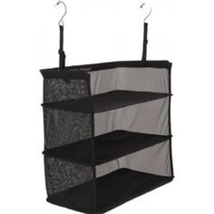 Shelves to Go Medium suitacase size.   instant unpacking of your suitcase in the order you want to find things.