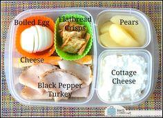 Savebucks Protein Bistro Box Inspired by Starbucks is part of Healthy protein snacks Copycat Starbucks Protein Bistro Box - Lunch Meal Prep, Healthy Meal Prep, Lunch To Go, Healthy Eating, Lunch Time, Healthy Food, Lunch Snacks, Lunch Recipes, Snack Box