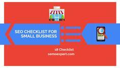 SEO Checklist for small businesses Internet Marketing, Social Media Marketing, Digital Marketing, Die Hard Game, Co Company, World Information, Seo Services, Search Engine Optimization, Chennai