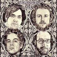 Monsters of Folk. Conor Oberst. M Ward. Jim James. Mike Mogis.