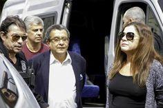 Mulher de João Santana diz que JBS pagou caixa 2 ao PT, afirma jornal Guilherme Artigas/BRAZIL PHOTO PRESS