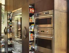 Nifty idea for a pantry!