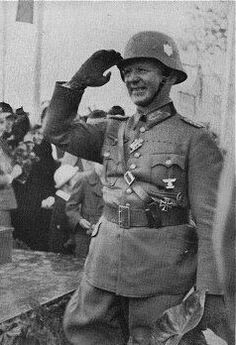 Georg Stumme was german general most notable for his brief command of the Axis forces at the beginning of the Second Battle of El Alamein. He also fought in the Battle of France and in the campaigns against Yugoslav and Soviet Union. He died of a heart attack during the Battle of El Alamein.