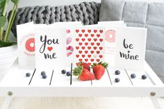 DIY Printable Valentines Day Cards