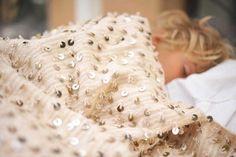 ♦ Moroccan Wedding blanket